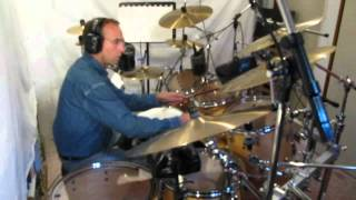 150 bpm Grunge Rock Drum Track for play along Studio