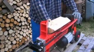 Holzspalter Atika ASP 4-370 4 Tonnen