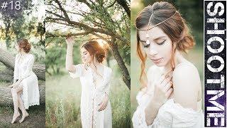 Фотосессия в стиле FINE ART || УТРО НЕВЕСТЫ || Bride's morning shooting