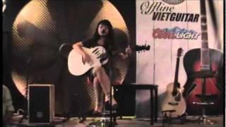 Em về tóc xanh - Guitar Cover - [Offline VG HCM 24/4/11]