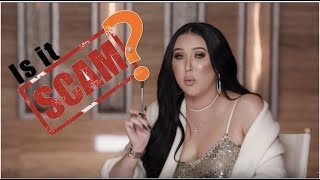 JACLYN HILL CAUGHT IN MAJOR SCAM WITH LIMITED EDITION HOLIDAY COLLECTION? SECRET DEAL WITH MORPHE!