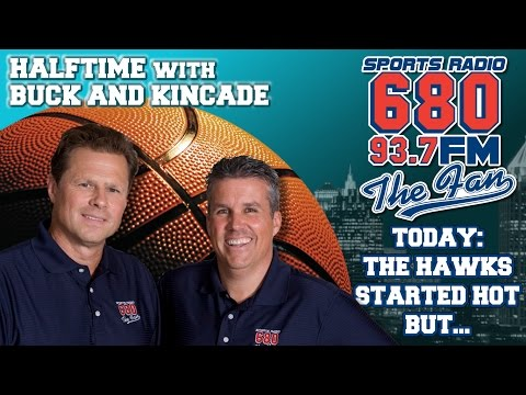Buck and Kincade weigh in on the Hawks struggles.