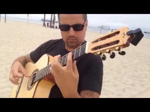Bamboleo Gipsy Kings - Solo Flamenco Guitar Ben Woods -Video & Tabs