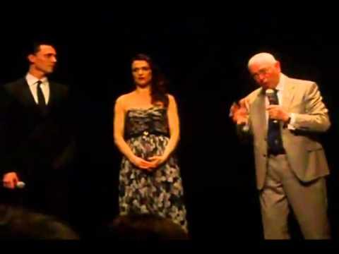The Deep Blue Sea Q&A -- TIFF 2011