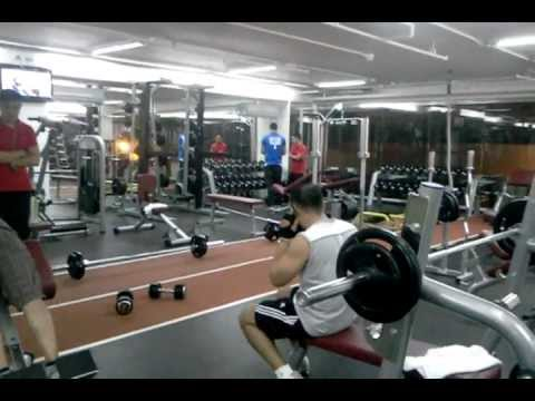 Ultimate Fitness at Sky Fitness Manila