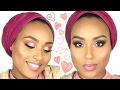 FIFTY SHADES OF PINK Valentines Day Makeup Tutorial | Aysha Abdul