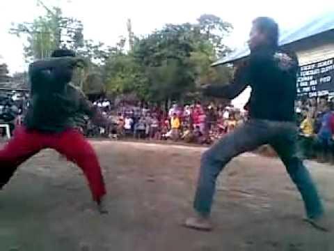 tradisi adat budaya mawasangka////.