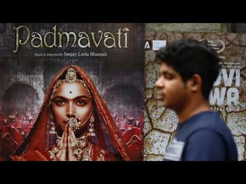 News Update Padmavati: Controversial film cleared by Indian censor board 30/12/17
