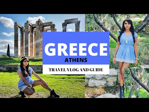 GREECE Travel Guide, Things to do (Cost, Hotels, Transport)