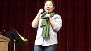 Repeat youtube video Kao Kalia Yang presentation 4/15/2011