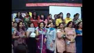 manav rachna theme song by the school teachers