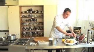 How To Make Terrine Of Smoked Mackerel And Hot Smoked Salmon (franck Pontais)