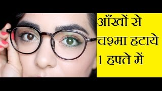 How to improve Eyesight Naturally at Home