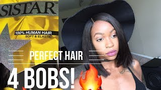 Zury Sistar Brazilian | Affordable Hair 4 Bobs!