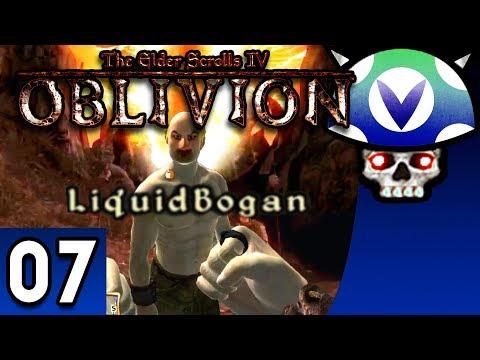 [Vinesauce] Joel - The Elder Scrolls IV: Oblivion ( Part 7 )