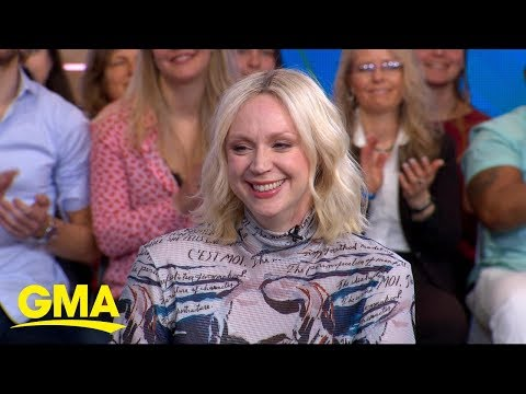 Gwendoline Christie says 'Game of Thrones' 'pulled out all the stops' for the final season l GMA