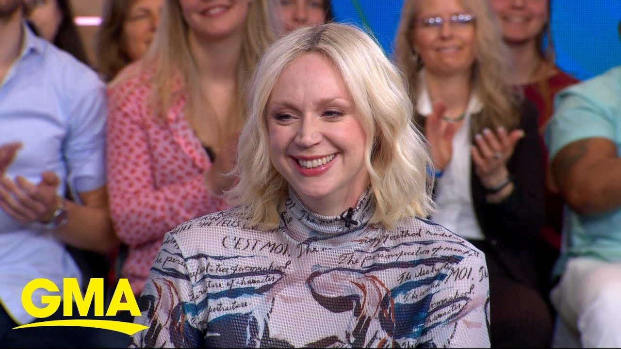'Game of Thrones' Star Gwendoline Christie: Brienne 'Let Her Armor Down' With Jaime