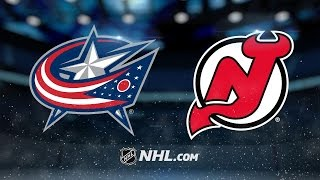 Blue Jackets top Devils, 4-1, to clinch playoff spot