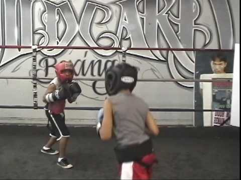 Wild Card Boxing gym ! - YouTube