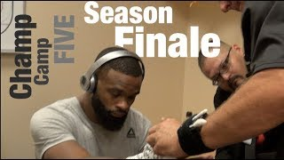 UFC 228: Champ Camp 5 Tyron Woodley Ep.4