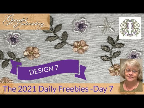 Introducing the 2021 Daily Freebies - Day 7