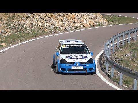 Tansel Tunca | Renault Clio | 2019 Hasan Kalaycı Tırmanma Yarışı