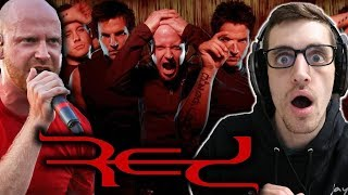 "I WAS PROVEN WRONG by CHRISTIAN ROCK BAND!: Red - ""Breathe Into Me"" Reaction"