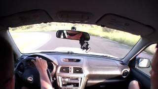 d_k & Subaru Impreza WRX RS Św.Krzysztofa 25.07.2012 Tor Lublin