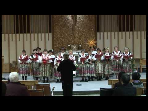 Harfa Choir Calgary  Zasnij dziecino