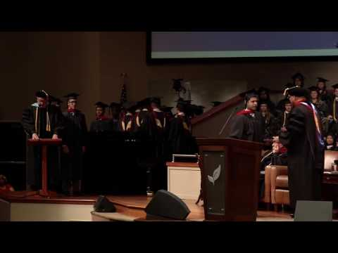 2016 Bachelors of Religious Education in Bible and Church Ministries