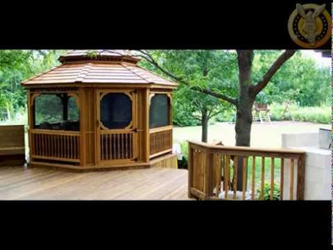 Screen Gazebo- Which One Is Best For Me? - YouTube
