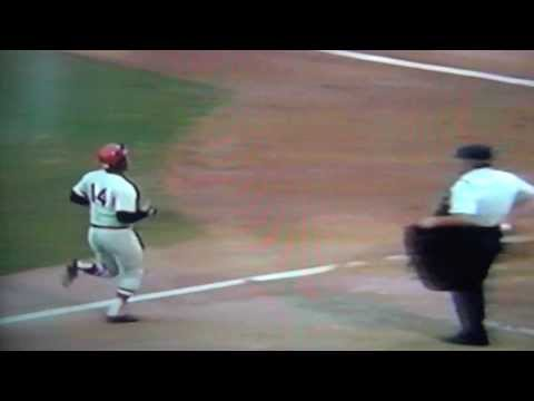 Jim Rice HR Almost Goes Out Of Entire Stadium, Milwaukee!
