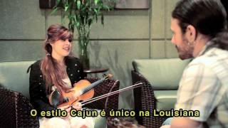 São Paulo Bluegrass Music Association entrevista Amanda Shaw