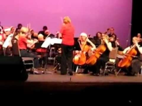Moreton Bay Symphony Orchestra's Christmas Concert 2011: Cantique de Noël (O Holy Night)