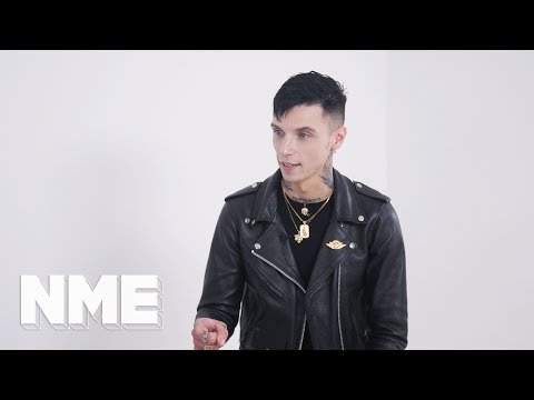 Andy Black talks 'The Ghost Of Ohio' and the future of Black Veil Brides