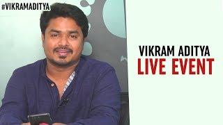 Vikram Aditya LIVE | Special Announcement By Vikram Aditya | Q & A With Fans | #NanditaVasudev