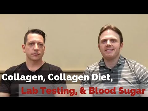 Collagen, Collagen Diet, Lab Testing, and Blood Sugar Spikes From Inflammatory Foods