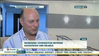 Increasing cooperation between Kazakhstan and Belarus