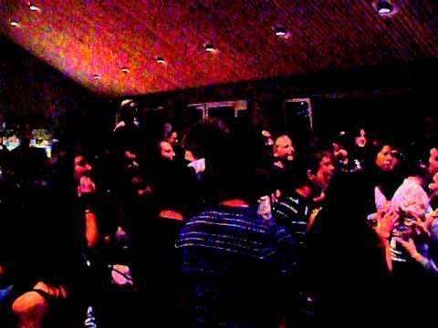 International karaoke night (AU, 2011 august, Student house)