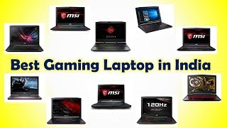 Best Gaming Laptop in India with Price