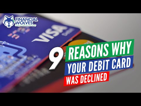 Debit Card Declined? 9 Reasons Why (And How To Avoid)