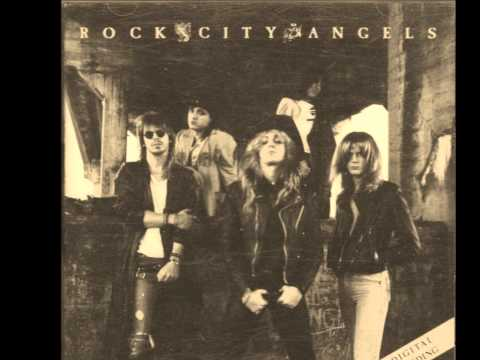 Rock City Angels
