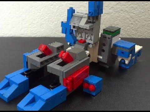 LEGO TRANSFORMERS - ?G1 Fortress Maximus?
