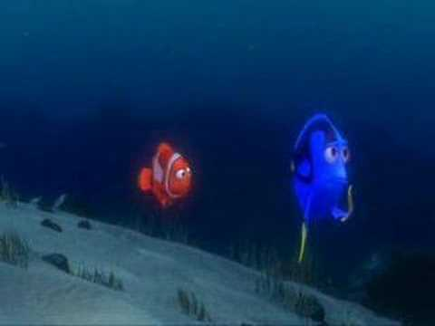 Dory/Marlin--I'm Not Gonna Write You a Love Song