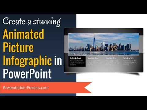 Create Stunning Animated Picture Infographic In PowerPoint