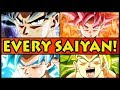 Every Saiyan Transformation EXPLAINED! (Dragon Ball Super All Forms Explained + Ultra Instinct) Mp3
