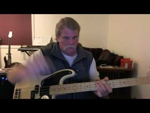 Creedence Clearwater Revival - Suzie Q - Bass Cover - YouTube
