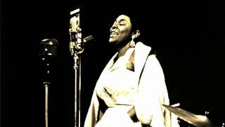 Dinah Washington ft The Dells - Soft Winds (1956)