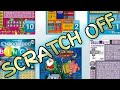 SCRATCH OFF Scratchers Games by SHOCKTECH | Free Mobile Game | Android Gameplay Youtube YT Video