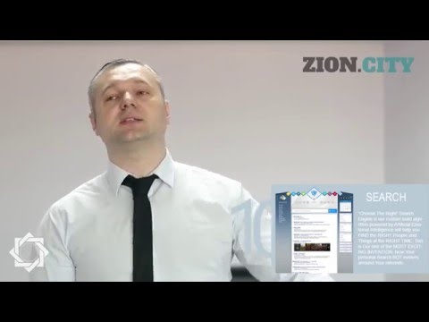 """ZION.CITY """" CHOOSE THE RIGHT"""" SEARCH ENGINE INTERNET OF THINGS #blockchain # IoT"""